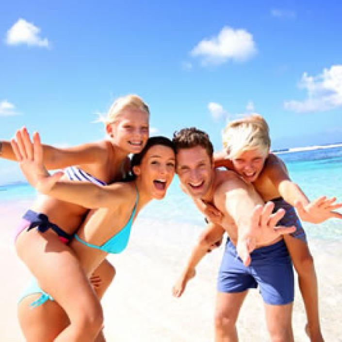 Offerte speciali vacanze fine luglio a Riccione