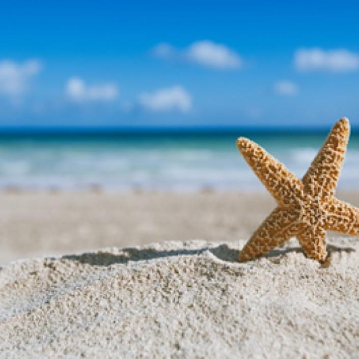 Fine agosto al mare a Riccione